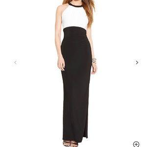 HOST PICK x2 💕 Ralph Lauren beaded neckline gown